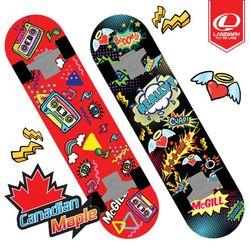 MCgill DISCO 맥길 디스코 스케이트보드 31 ABEC7