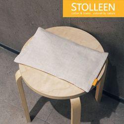 [슈톨렌 STOLLEEN] 네추럴 린넨 숯베개(좁쌀베개)