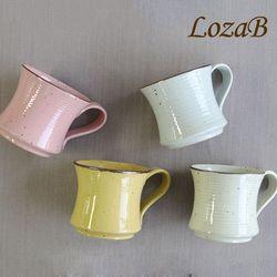 로자비 마카롱 머그 (H형) (022) 4종 택1