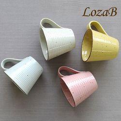 로자비 마카롱 머그 (V형) (021) 4종 택1
