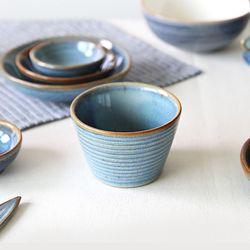 로자비 데님 컵 200ml (477-001)