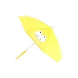 [SAFEGUARD] 세이프가드 유아 LED 우산 개구리 노란색