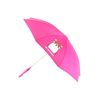 [SAFEGUARD] 세이프가드 아동 LED 우산 너구리 분홍색