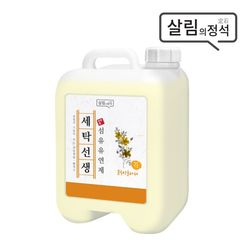 살림의정석 세탁선생 대용량 섬유유연제13L