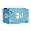 블루블루 안전한 순면커버 생리대 중형(10매입)