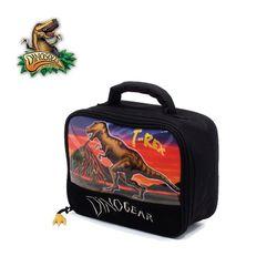 [다이노솔즈]벨로키랍토르 어린이 가방 Lunch Box