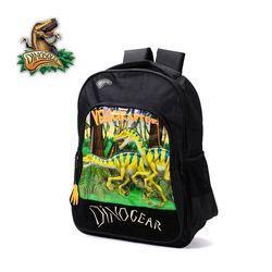 [다이노솔즈]벨로키랍토르 DR 공룡 어린이 가방