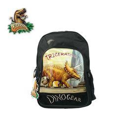 [다이노솔즈]트리케라톱스 DR 공룡 어린이 가방