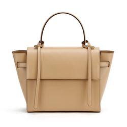Chandelier-M Handbag Beige