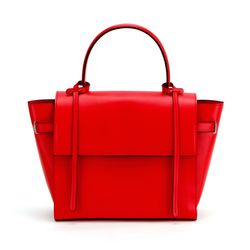 Chandelier-M Handbag Red