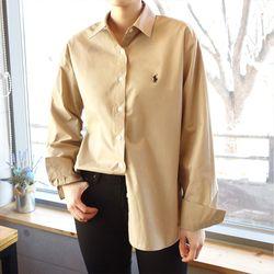 남녀공용 기본셔츠 (2color)