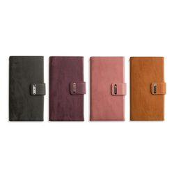 [갤럭시A7(2016)]도도랩 랑스 카드 지퍼 지갑 케이스