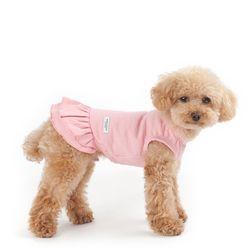 프릴 원피스 (Pink)