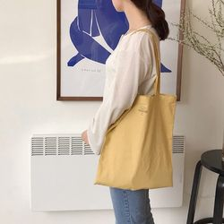 Basic slowstitch bag ( 3colors )