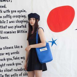 Sister Shoulder Bag (Blue)