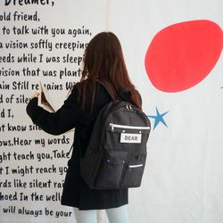 Dreamer Backpack (Denim)