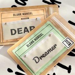 Season Blank - DEAR  Dreamer
