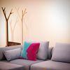 오울 쿠션 - Owl Fakefur Decorative Cushion