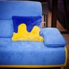 지라프혼 쿠션 - Giraffe Horn Fakefur Cushion