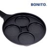 보니또(BONITO) 주물 4구 에그팬 (26cm) 일반형