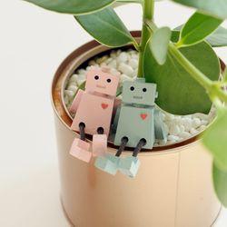 미니 하니 로봇 3종