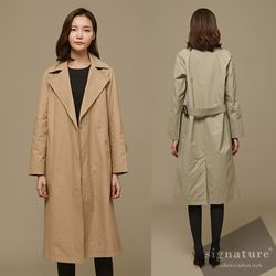 100 Cotton loose trench