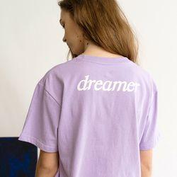 DREAMER T-SHIRT (PURPLE)
