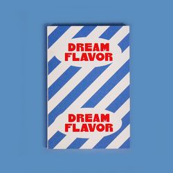 MEMOBOOK DREAM FLAVOR
