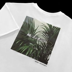 new replay campaign 12 tee (green)
