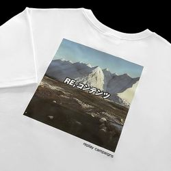 new replay campaign 12 tee (brown)