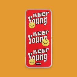 TIN CASE LONG KEEP YOUNG