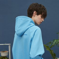replaycontainer hoody (skyblue)(기모)