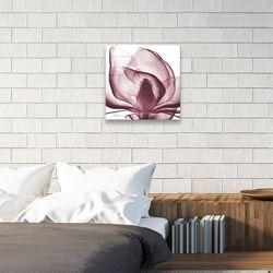 인테리어 그림 액자 봄맞이 은은한 분위기 핑크 꽃