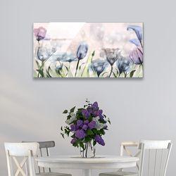 인테리어 그림 액자 봄맞이 밝고 화사한 꽃 대형