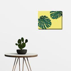 인테리어 데코 북유럽 식물 그림 박스 액자