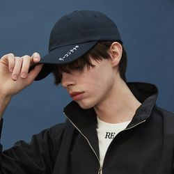 recon cap (dark navy)