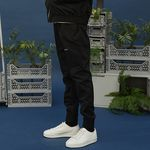 recon track pants (black)