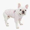 핑크팬더 스트라이프 티셔츠 핑크