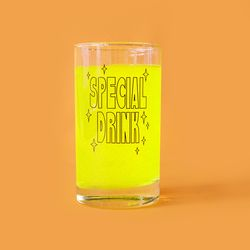 GLASS SPECIAL DRINK B