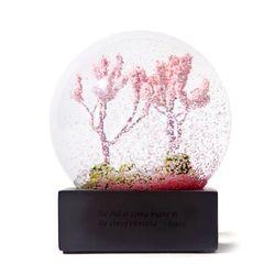 스노우볼 글로브 워터볼 봄날의벚꽃