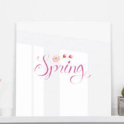ca140-아크릴액자봄여름가을겨울