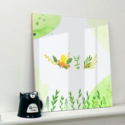 cp365-아크릴액자화사한봄날의꽃