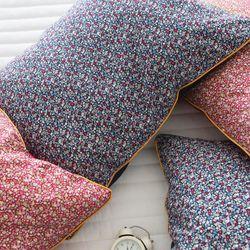 데이지 베개 커버 - 2color(40x60솜포함)