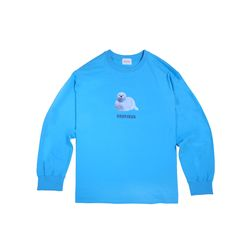 TOY SEA LION LONG SLEEVE BLUE