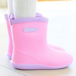 [BAY-B] 아동레인부츠 핑크