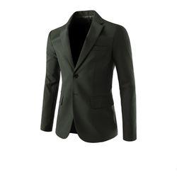 [쿨룩] 남성 싱글 투버튼 컬러 봄 정장 자켓 NDJ1014