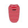 [T.모던와플 티셔츠]Modern Waffle T-shirt Red
