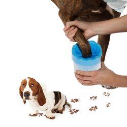 반려동물 강아지 산책용품 발세척 도그워크