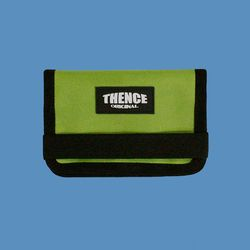 CARD POCKET KYT NEON GREEN