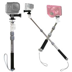 MT-489 프리미엄 마이티 셀카봉 (카메라 액션캠 등)